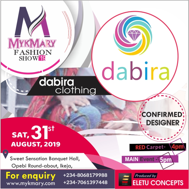 Meet designers set for Mykmary Fashion Show 2019 2