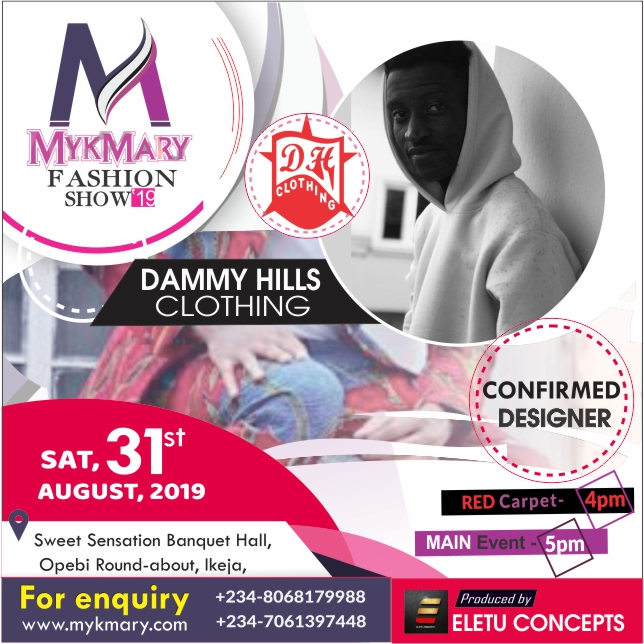 Meet designers set for Mykmary Fashion Show 2019 3