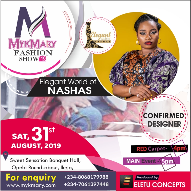 Meet designers set for Mykmary Fashion Show 2019 4