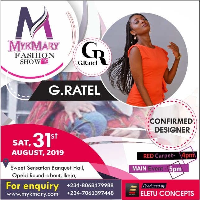 Meet designers set for Mykmary Fashion Show 2019 5