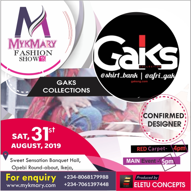 Meet designers set for Mykmary Fashion Show 2019 6