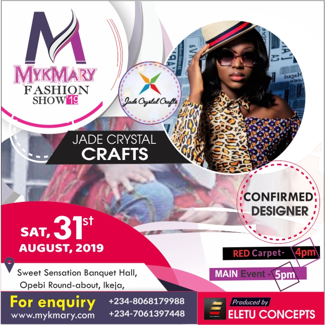 Meet designers set for Mykmary Fashion Show 2019 9